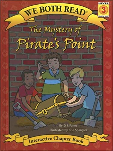 The Mystery of Pirate's Point (We Both Read: Level 3)
