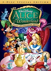 Celebrate a very merry un-anniversary in the whimsical, fun-filled world of Walt Disney's masterwork of animation, music and fantasy -- ALICE IN WONDERLAND SPECIAL UN-ANNIVERSARY EDITION, a 2-disc set complete with never-before-seen bonus fea...