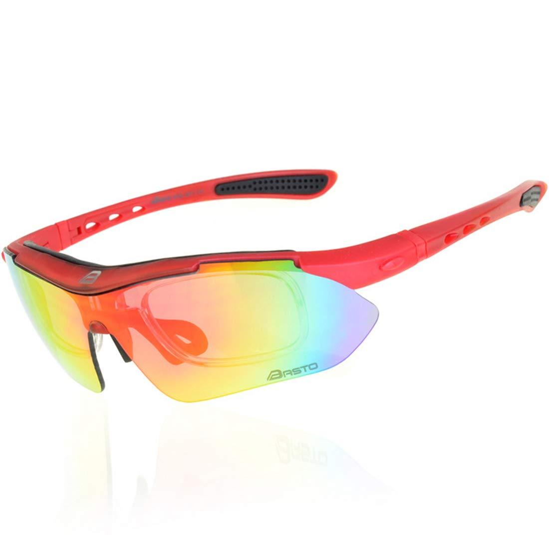 CAFUTY サイクリング用眼鏡自転車用変色メガネ屋外用自転車用屋外用自転車用メガネ (Color : C2)  C2 B07N8VH8D2