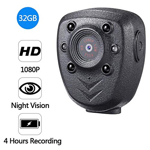 Juan Home Security Camera, Mini DVR HD 1080P Indoor Outdoor Wireless Smart Home Camera Night Vision Home/Office / Baby/Nanny / Pet Monitor