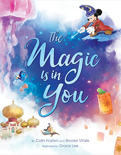 Magic Picture Book (The Magic is in You)