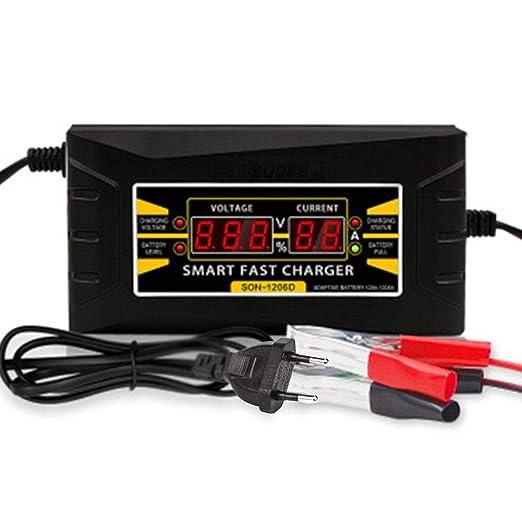 duhe189014 Cargador batería de Arranque batería de Plomo ...