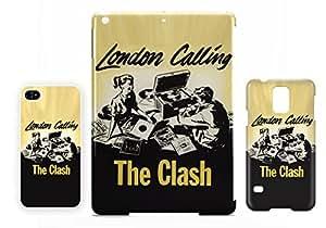 The Clash London Calling Samsung Galaxy S4 Fundas del teléfono móvil de calidad