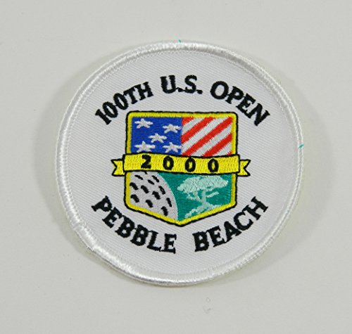 2000 100th U.S. Open Pebble Beach 3