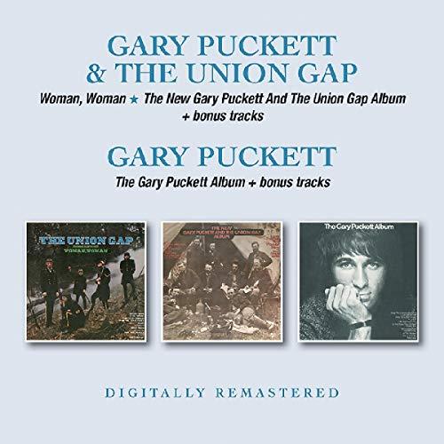 Woman Woman / New Gary Puckett & The Union Gap Album / Gary ()