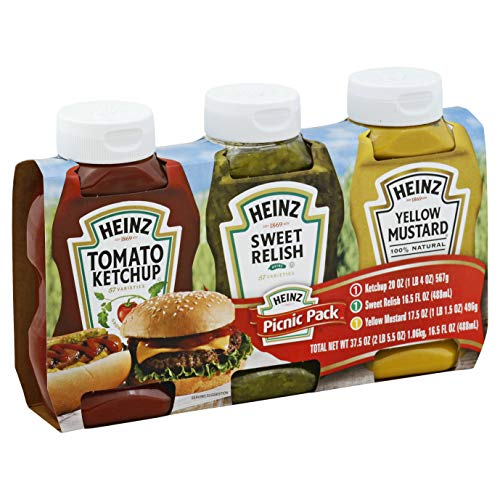 - Heinz Picnic Pack - 4 pc. (pack of 4) A1