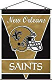 Fremont Die New Orleans Saints 28x40 Satin Polyester Wall Banner