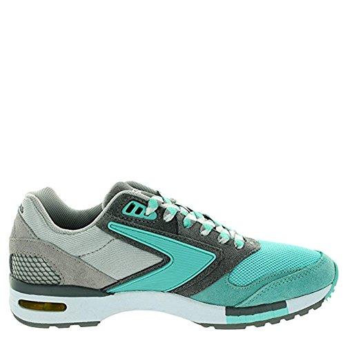 Brooks Womens Fusion Running Shoes 1201871b034 Arubablue / Darkgrey, 9.5 B (m)