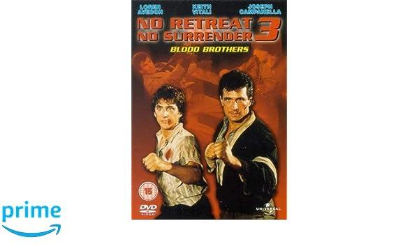No Retreat No Surrender 3 [Reino Unido] [DVD]: Amazon.es ...