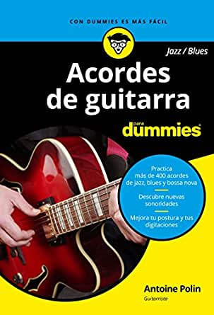 Acordes de guitarra blues/jazz para Dummies eBook: Polin, Antoine ...