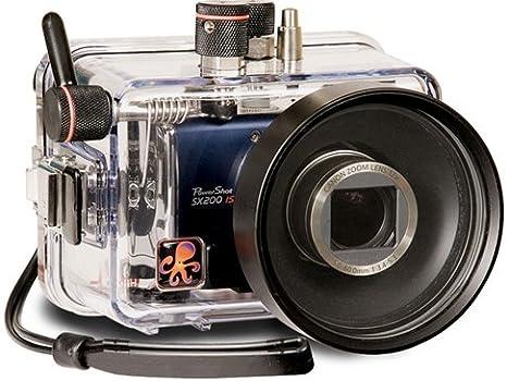 Ikelite 6148.20 Carcasa submarina para cámara: Amazon.es: Electrónica