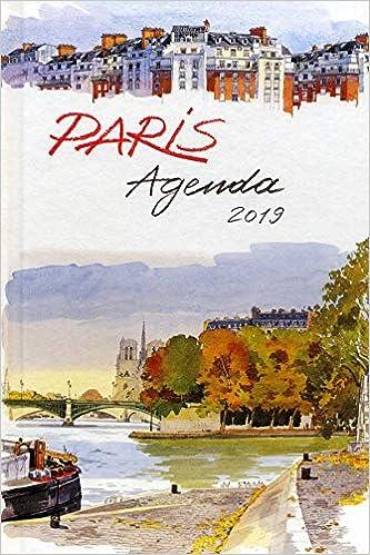 Paris Agenda 2019: Edition Didier Millet: 9789814610667 ...