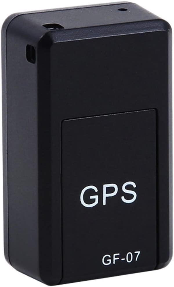 Mucjun Dispositivo di localizzazione GFS Portatile in Tempo Reale Portatile GPRS localizzatore Ricerca Traccia Globale Registrazione Dispositivo Anti-Perso