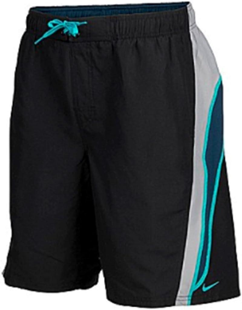 Ejemplo estafador Dificil  Amazon.com: Nike Men Colorblock Advance Volley Board Shorts Small: Clothing