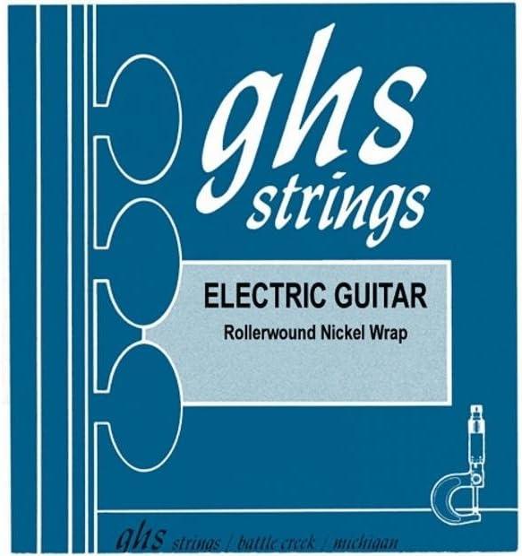 ghs 1400 - Cuerda para guitarra de níquel, 12-54