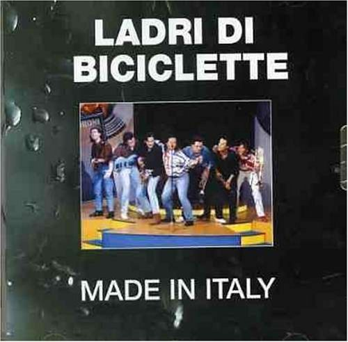 Made in Italy by Ladri Di Biciclette (2004-03-23)