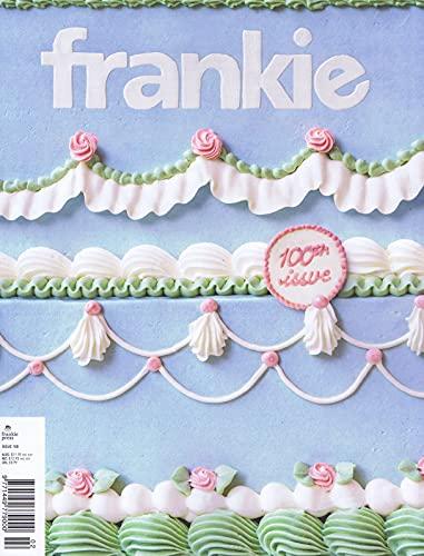 Frankie 最新号 表紙画像