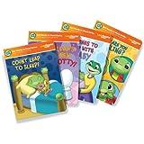 LeapFrog LeapReader Junior: Toddler Milestones Book Set (works with Tag Junior)