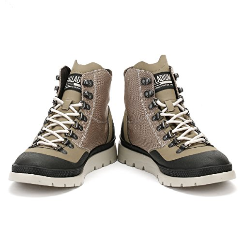 Palladium Uomo Pallasider Hiker Mid Boots, Multicolore Fallen Rock