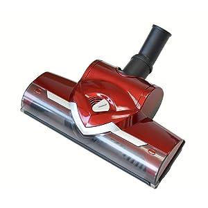 EZ SPARES Replacement Turbo Brush Head 1 1/4 inch 32mm,Universal Vacuum Cleaner Brush Fits Most Vacuum Brands,Hoover Eureka Royal Dirt Devil Kirby Rainbow Kenmore,Shop vac