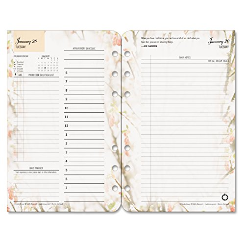 Bankers Box Exquisite Appointment Book and Planner Refill...