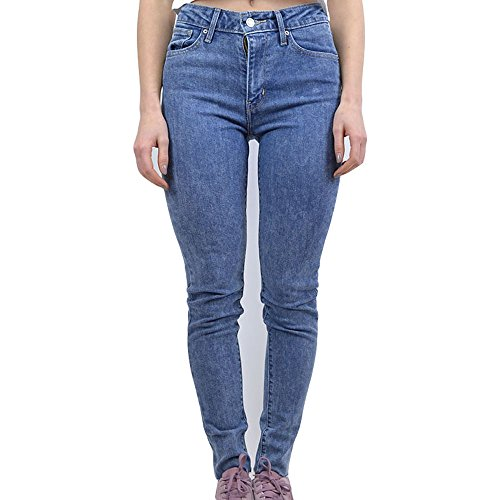 Levi's High Jeans Donna 188820092 Up Charged Skinny 721 Rise RrrFt