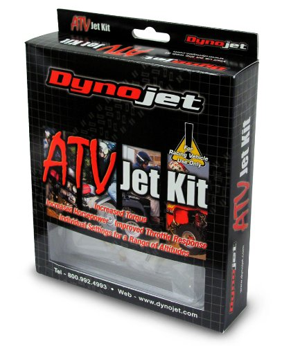 Dynojet Q317 Jet Kit for Suzuki King Quad 400 by Dynojet (Image #1)