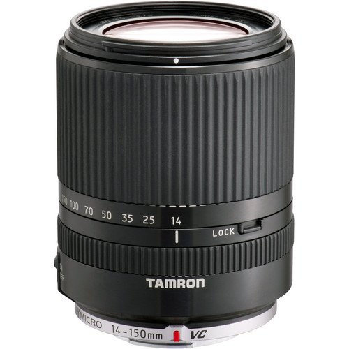 Tamron AFC001700 14-150mm F/3.5-5.8 Di III Zoom Lens for Olympus/Panasonic Micro 4/3 Cameras by Tamron