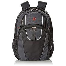 SwissGear Laptop Backpack, Black/Grey (6689204409)