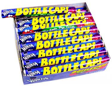 Bottle Caps, Rolls, 24 count (rolls) -