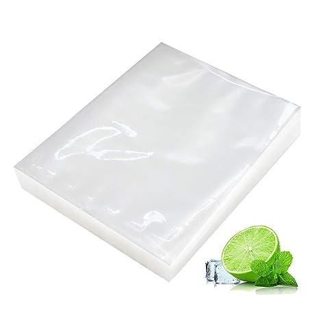 100 unids/lote bolsa de vacío sellador al vacío de alimentos ...