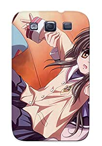 Fashion Tqokem-4091-wpjggdr Case Cover Series For Galaxy S3(anime Clannad)