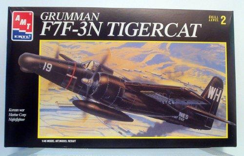 AMT 1/48 グラマン F7F-3N タイガーキャットの商品画像