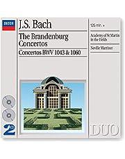 Bach,J.S: Brandenburg Concertos