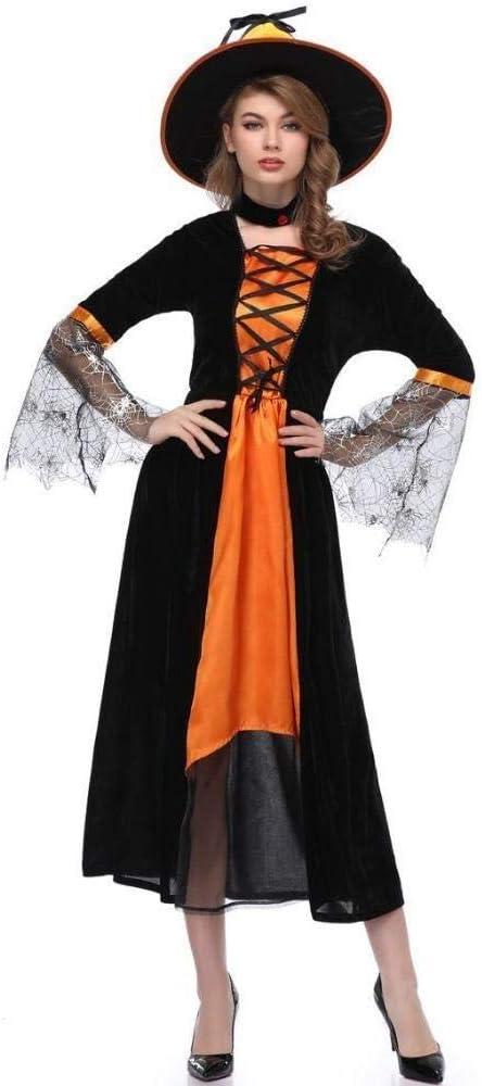 Fashion-Cos1 Disfraces de Halloween Vestido de Cuerpo Entero ...