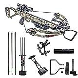 Killer Instinct Crossbows Hero 380 Crossbow Kit