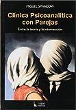 Clinica Psicoanalitica con Parejas, Miguel Alejo Spivacow, 9508922346