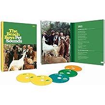Pet Sounds (50th Anniversary, 4CD/Blu-ray) - European Edition