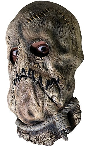 (Scarecrow Mask Costume)