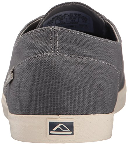 2 Hand Deck Reef Blanc Men's Sneaker Gris Fashion qtAaBa