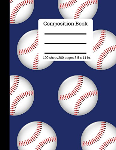 100 Page Composition Book - 4