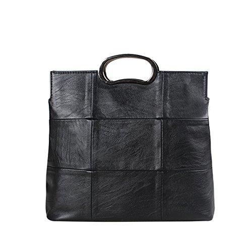 Simple Sac Main Black Sac À À Femmes Bandoulière S61HO