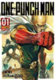 capa de One-Punch Man - Volume 1