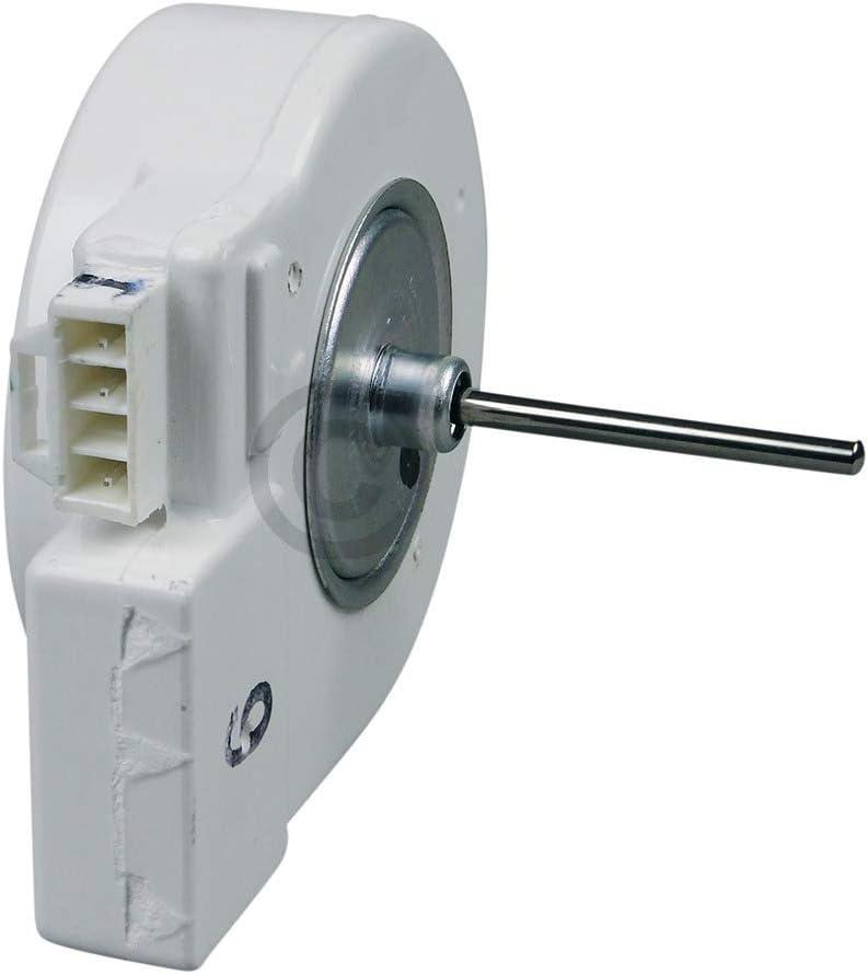DRCP3030LA L/üfter-Motor 2,82 Watt 12 Volt K/ühlschrank Side-By-Side RM255BARB RS2622SW SRS20DTLSS uvm L/üftermotor Ventilatormotor Motor f/ür Ventilator Ersatz f/ür Samsung DA31-00020E