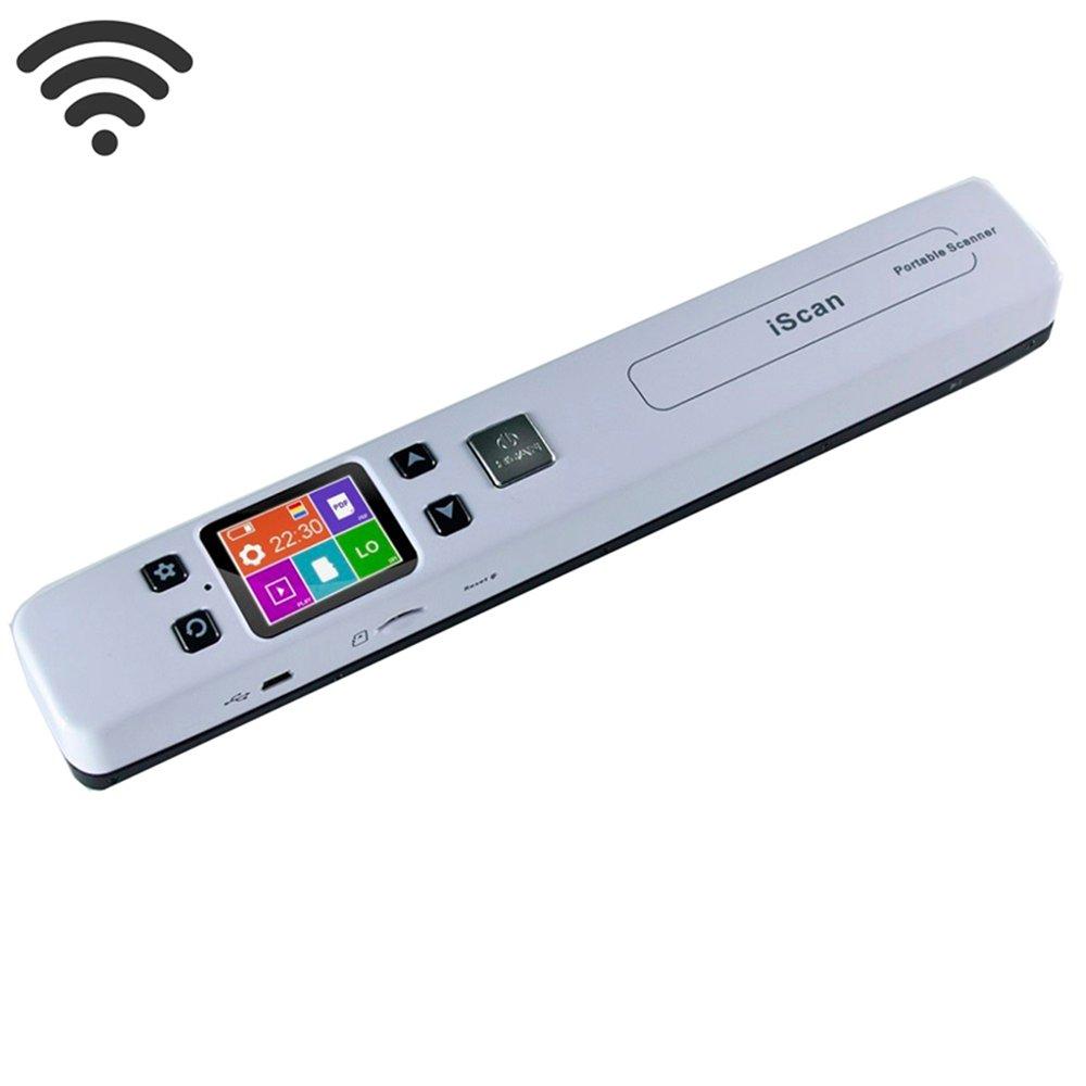 Escáner Digital Inalámbrico