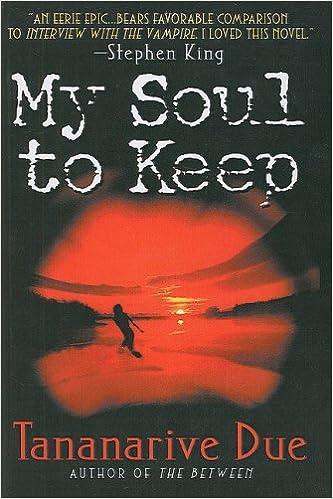 my soul to keep due tananarive