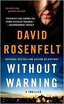 Without Warning by Rosenfelt, David (2014) Mass Market