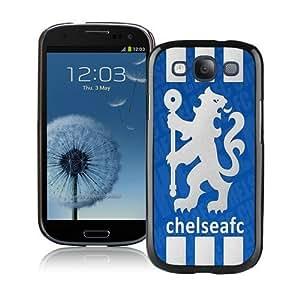 Generic Chelsea Football Club Logo Back Case for Samsung Galaxy S3 I9300