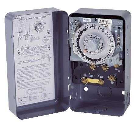 Robertshaw 8145-20M Paragon Defrost Control Timer - Mechanism Timer