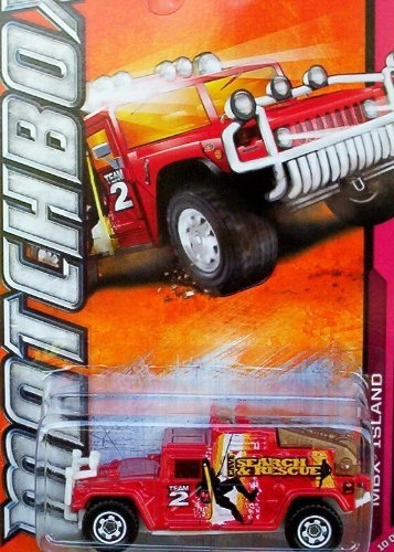 Amazon 2012 Matchbox Island 2000 Hummer H1 100 Of 120 Toys Games
